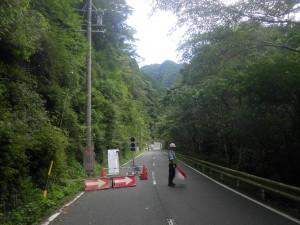名張曽爾線(名張側)
