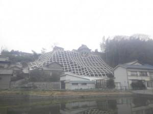 上野1地区完成写真