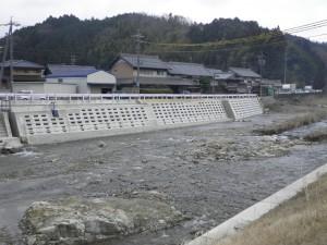 岡田大沢線その5工事